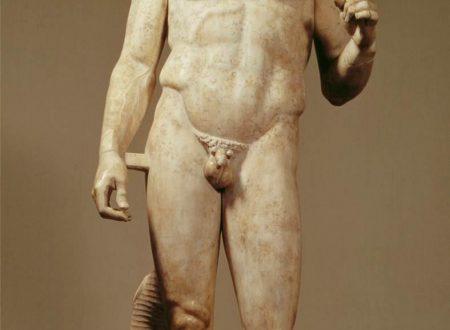 Doriforo di Policleto (ca 450 a.C.)