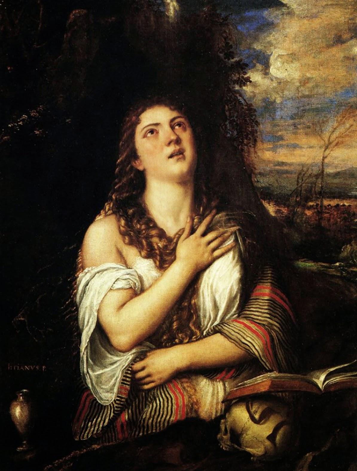 Tiziano, Maddalena