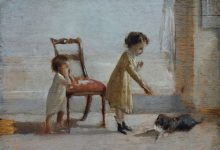 Infanzia: poesia di Rainer Maria Rilke