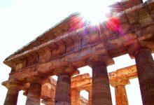 Il Tempio c.d. di Nettuno o Poseidone (metà del V sec a.C.)