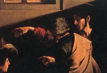 Caravaggio – Vocazione di san Matteo (1599–1600)