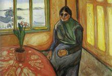 """La Malinconia"" poesia di Umberto Saba e dipinto di Edvard Munch"