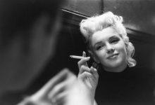 """Omaggio a Marilyn, la """"sorellina minore"""" di Pier Paolo Pasolini."""