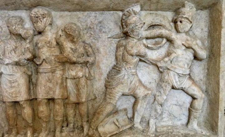 Pompei: ritrovata una tomba monumentale
