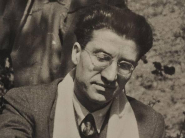 Cesare Pavese (Foto Roberto Merlo)