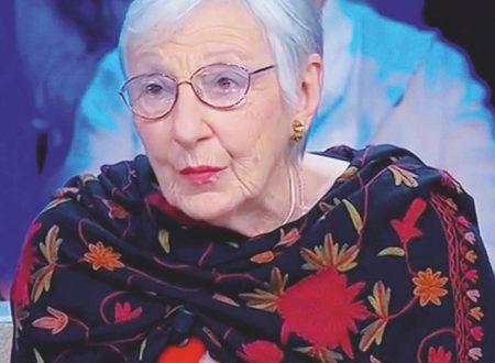 Lutto nel mondo della cultura: è morta la celebre antropologa Amalia Signorelli
