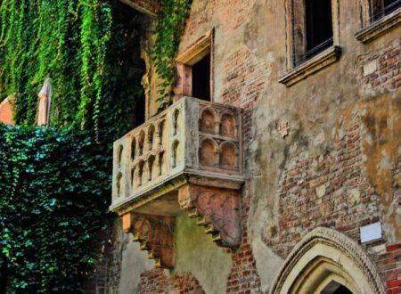 Verona: riapre il balcone di Giulietta al termine del restauro