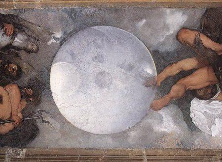 """""""Giove, Nettuno e Plutone"""" a Villa Ludovisi a Roma: l'unica pittura murale eseguita da Caravaggio"""