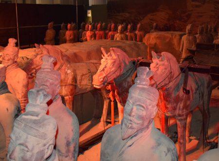 L'esercito di Terracotta e il Primo Imperatore della Cina a Napoli