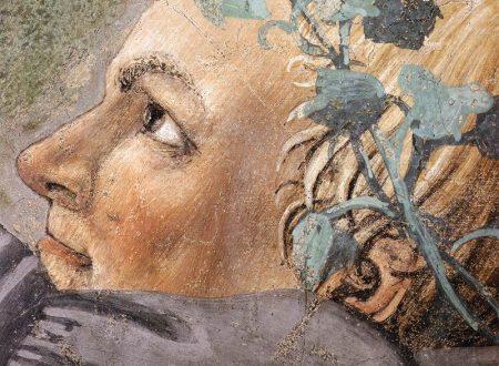 """""""Sollevamento del legno della Croce"""" di Piero della Francesca"""