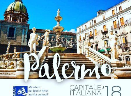 Palermo capitale della cultura 2018 – Ecco gli eventi in programma