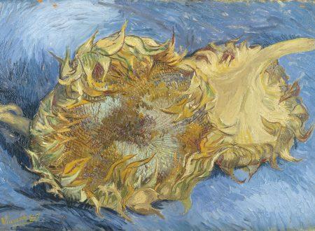 """""""Due Girasoli"""" ~ Vincent Van Gogh"""