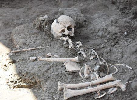 """Scavi di Pompei, ritrovato scheletro  di bimbo. Osanna: """"Grande scoperta"""""""