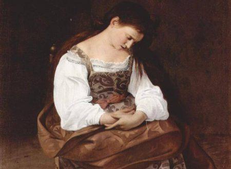 """""""Maddalena penitente"""" di Caravaggio"""
