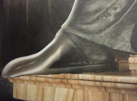 Come mai i piedi di San Pietro sono così consumati?