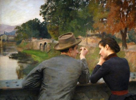 """""""Romanza senza parole in Mi maggiore op.19 n.1"""" diFelix Mendelssohn Bartholdy.  Al pianoforte Daniel Barenboim"""