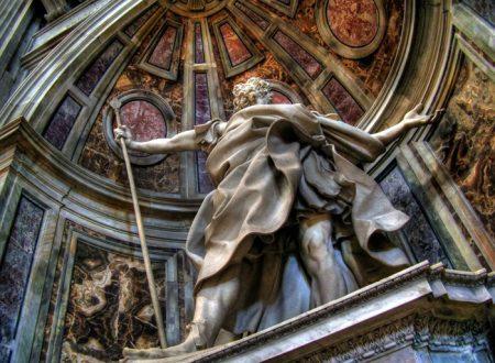 """""""San Longino"""" di Gian Lorenzo Bernini"""