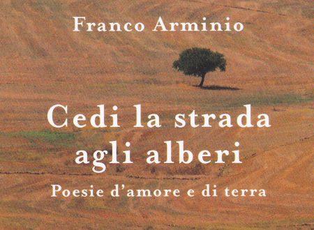 """Franco Arminio, frammenti dal libro: """"Cedi la strada agli alberi"""""""