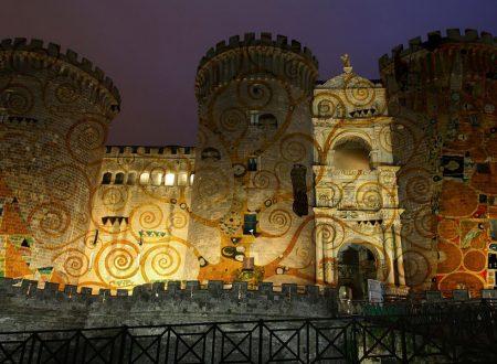 """""""Klimt Experience"""" sbarca a Napoli: un viaggio virtuale nei dipinti del pittore viennese"""