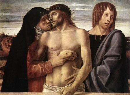 """""""Pietà"""" di Giovanni Bellini"""