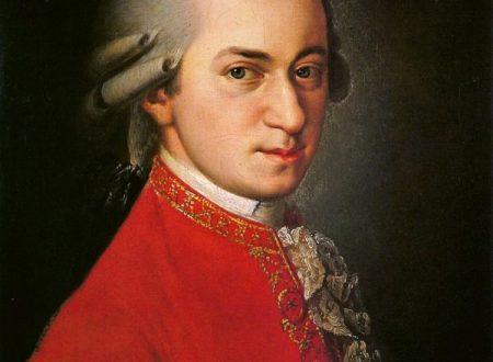 """W. A. Mozart – """"Allegro"""", dal """"Concerto per violino e orchestra n.4 in Re maggiore K.218"""""""