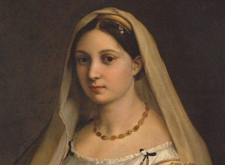 Ritratto di donna (La Velata) di Raffaello