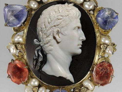 """Il """"Sigillo di Augusto"""" di Dioscuride"""