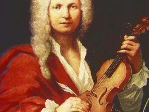 Antonio Vivaldi – Concerto da camera in Sol minore RV 107