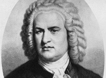 """J. S. Bach – """"Andante"""",dal""""Concerto per violino e orchestra in la minore BWV 1041"""""""