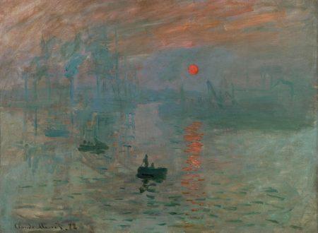 Claude Monet – Impression, soleil levant