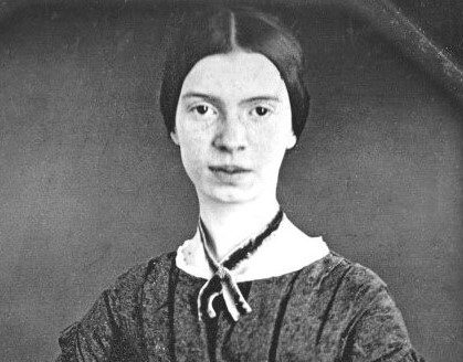 """""""Temo un uomo di poche parole"""" poesia di Emily Dickinson"""