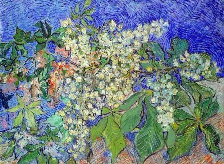 """""""Rami di castagno in fiore"""" di Vincent van Gogh"""