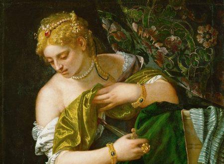 """""""Lucrezia"""" di Paolo Veronese"""