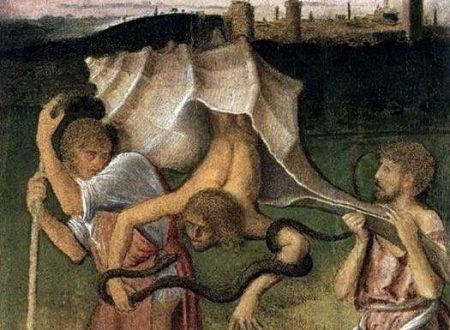 """""""Falsità o saggezza"""" di Giovanni Bellini"""