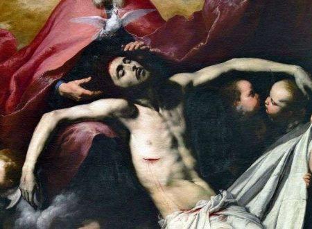"Jusepe de Ribera –  ""La Trinità"""
