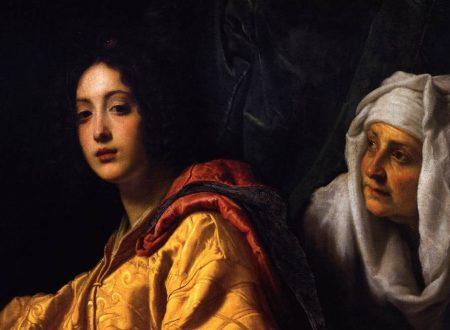 """""""Giuditta con la testa di Oloferne"""" di Cristofano Allori"""