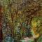 "Vincent van Gogh - ""Sentiero nel bosco"""