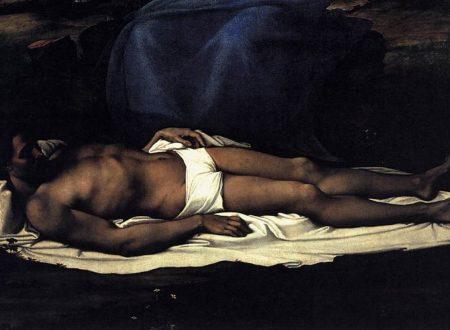 """La """"Pietà"""" di Sebastiano del Piombo"""