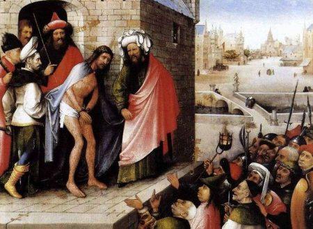 """""""Ecce Homo"""" di Hieronymus Bosch"""