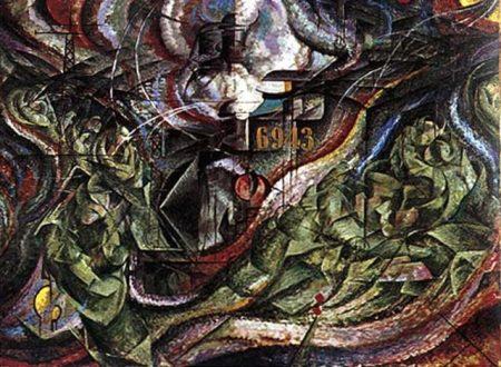 Umberto Boccioni, Stati d'animo II: Gli addii