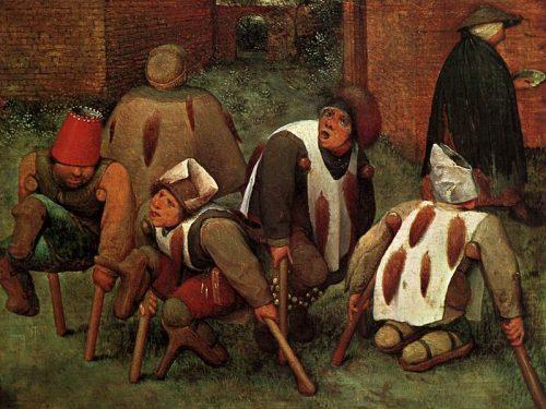 """""""GliStorpi"""" diPieter Bruegel il Vecchio"""