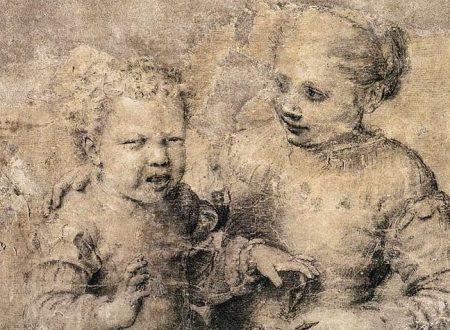 """""""Fanciullo morso da un gambero"""" di Sofonisba Anguissola"""