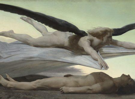 Uguaglianza davanti alla morte(Egalité devant la mort) di Bouguereau