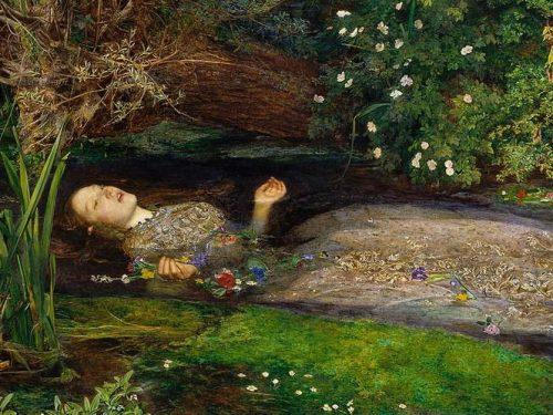 Arthur Rimbaud – Ofelia
