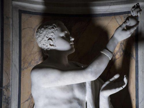 AMOR DIVINO – Autore ignoto (Francesco Quierolo?), sec. metà XVIII sec.