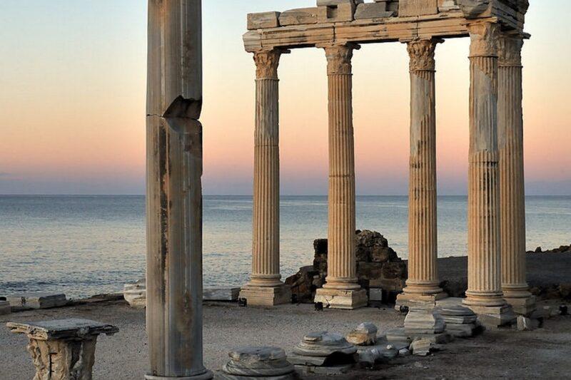 """Tempio di Apollo"", Side, Antalya, Turchia"